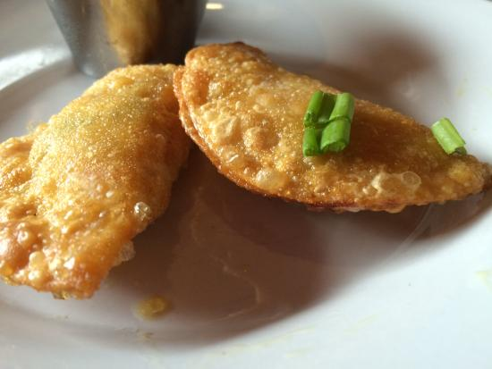 Roasthouse Pub: duck wontons! perfection!