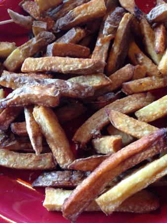 Conception Bay South, Kanada: Replacement fries, still overcooked