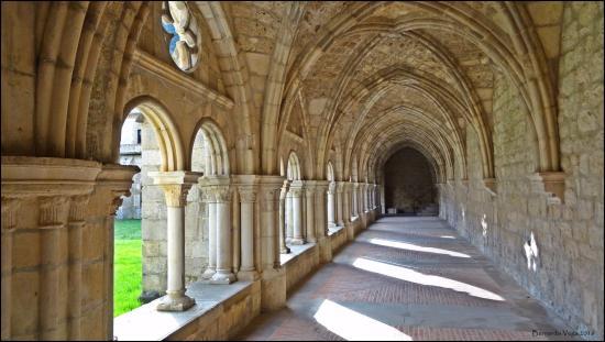 Abárzuza, España: Sobriedad cisterciense
