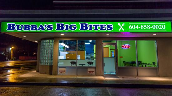 Bubba's Big Bites