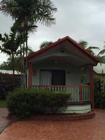 Cairns Coconut Holiday Resort: Vista Alojamiento