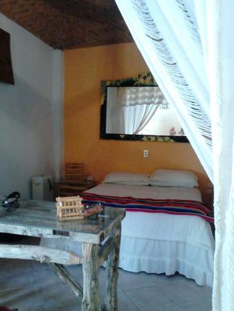 """Hotel Casa Mexicana: habitación """"el nido"""""""