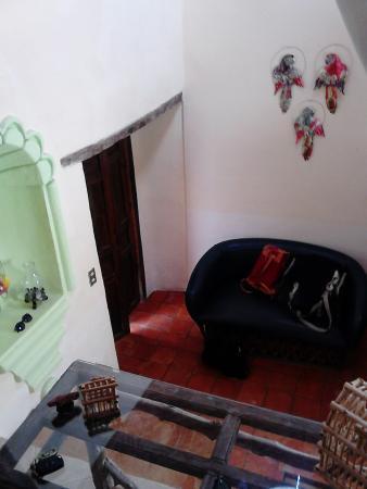 """Hotel Casa Mexicana: """"el nido"""""""