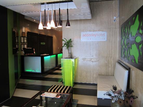 Adderley Hotel: Lobby