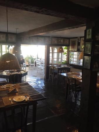 Pousada Vila Do Mar: Área do café da manhã