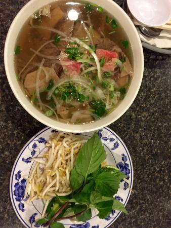 Excellent Vietnamese Food