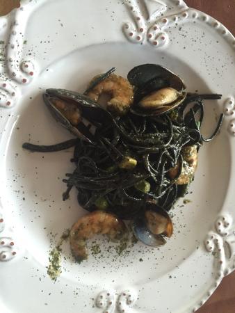 Peccato di Gola: El servicio de lo mejor. La comida excelente y la verdad de los mejores italianos que he probado