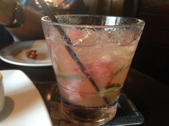 Yard House: Cucumber Citrus Tonic
