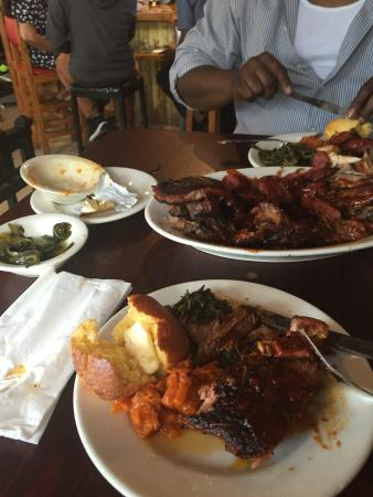 Everette and Jones BBQ
