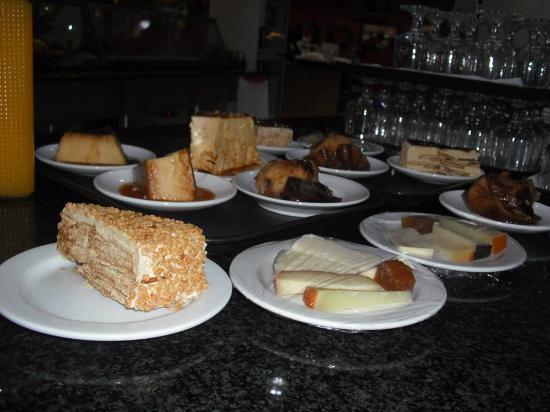 Ourem, Portekiz: Algumas Sobremesas de Muitas