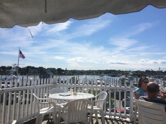 Yarmouth, MA: The view!