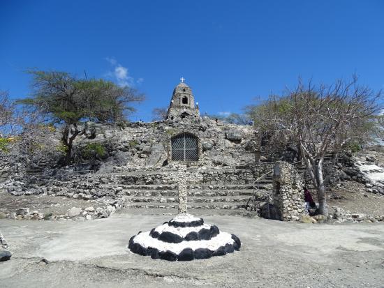 Bani, Δομινικανή Δημοκρατία: Santuario San Martin de Porres, en Las Tablas de Baní