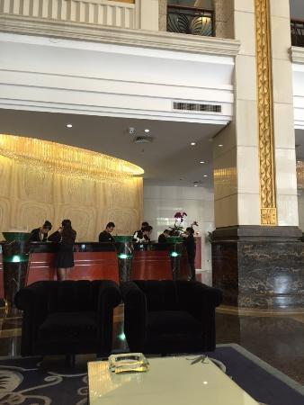 Maoming, Cina: Reception area