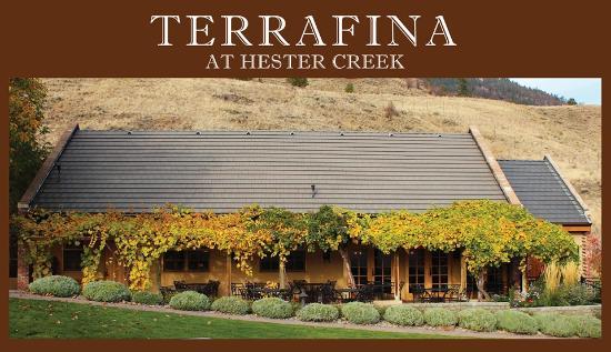 Terrafina Restaurant: Amazing location, Food & Service!!! Saluti!!