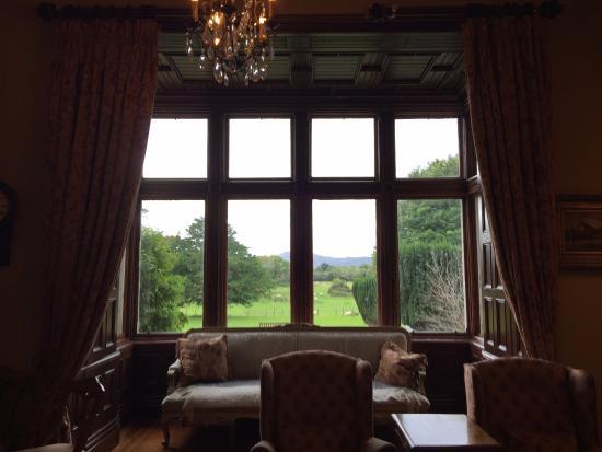 Cahernane House: Common area, so peaceful.