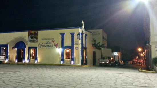 Hotel Las Palomas De Santiago Photo
