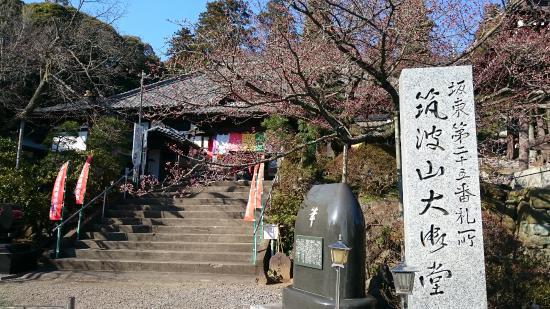 Mt. Tsukubasan Chisokuin Chuzenji Omido