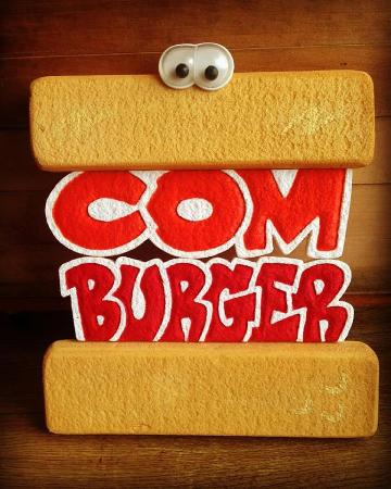 comburger -cooking with sato-