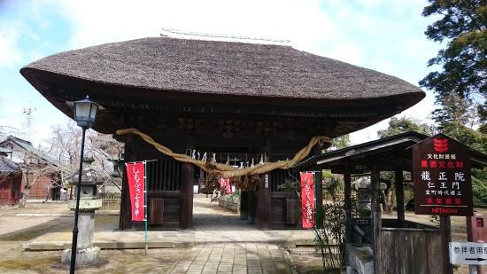 Namegawasan Ryushoin Temple