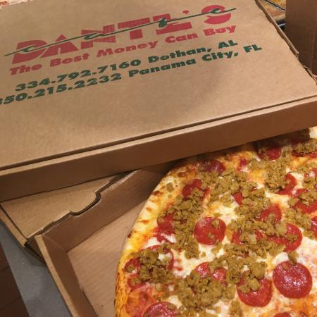 Dante S Pizza 15 Reviews 164 Of 310 Restaurants In Panama City Beach