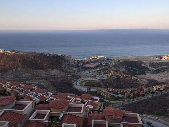 Montecristo Estates Pueblo Bonito: View from our Villa