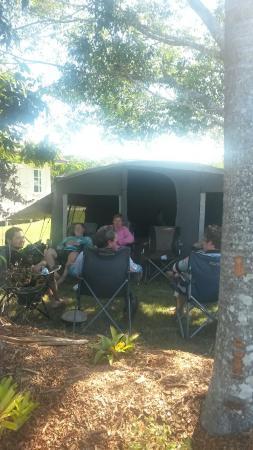 Baffle Creek Caravan & Camping Park: 20160326_142345_large.jpg