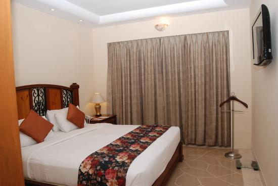 Beverly Hotel: Suite room