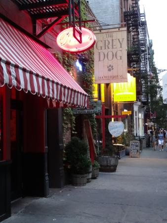 Outside On Mulberry St Picture Of Parm Nyc New York City Tripadvisor