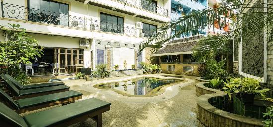 Renoir Boutique Hotel : Swimming Pool