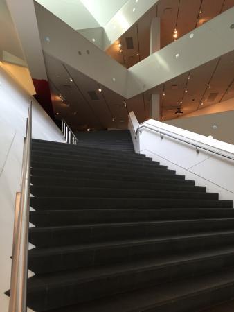 Denver Art Museum: Stairs In Main Museum