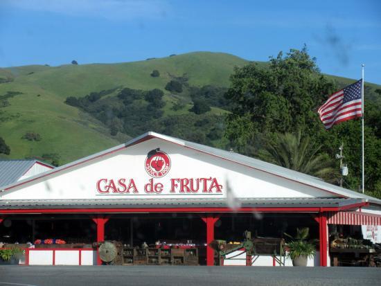 Hollister, Καλιφόρνια: Casa de Fruta