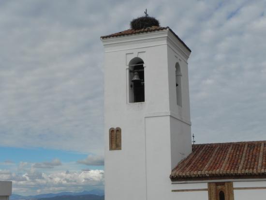 Puebla de Alcocer, España: Campanario