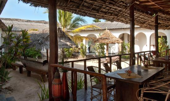 Savanna and Ocean: Restaurant