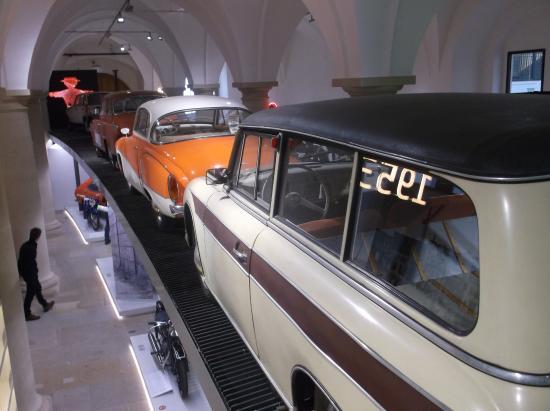 Sammlung Von Autos Aus Der Ddr Bild Von Verkehrsmuseum Dresden