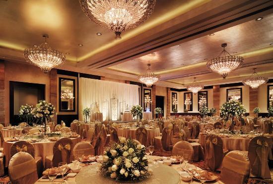 Shangri-La Hotel,Xian: Wedding