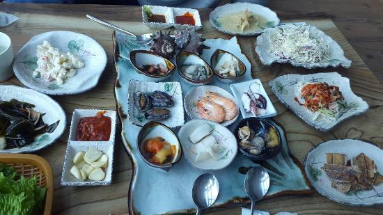 Sushi Restaurant Manbok