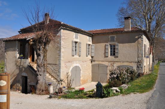 Anglars-Juillac, Francia: La maison