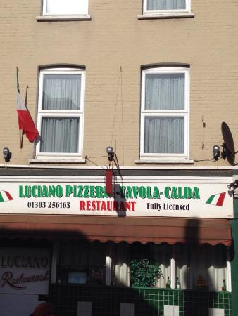 Luciano's: Tontine boulevard