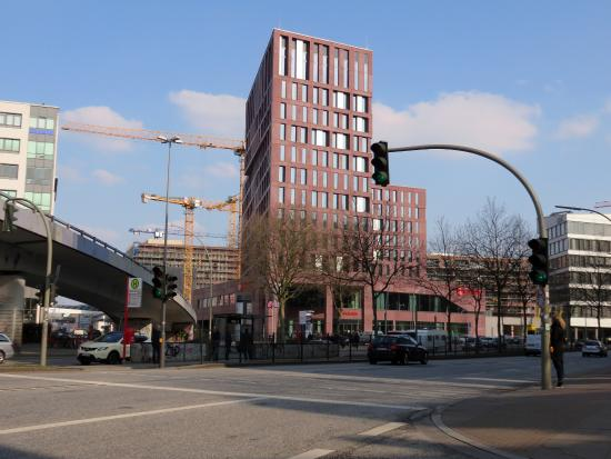 Ramada Hotel Hamburg City