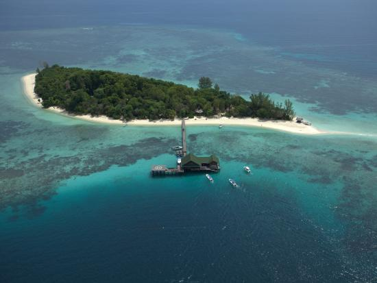 Lankayan Island Dive Resort