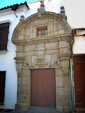 Puebla de Alcocer, España: Casa de la insquisición