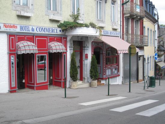 Hotel du Commerce et de Navarre