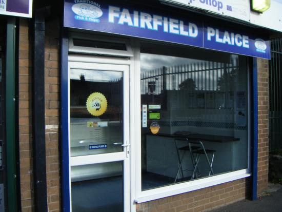 Fairfield Plaice: Top 50 in the UK