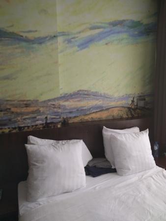Hotel Van Gogh: La nostra camera