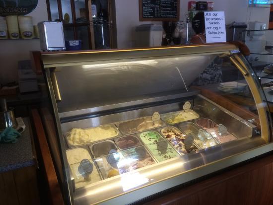 Lake District Tours: Homemade ice cream anyone?