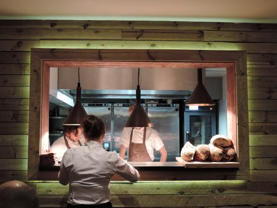 The kitchen pass - Picture of Lake Road Kitchen, Ambleside ...