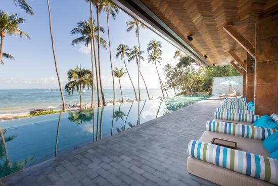 Four Seasons Resort Koh Samui Thailand: CoCoRum Pool
