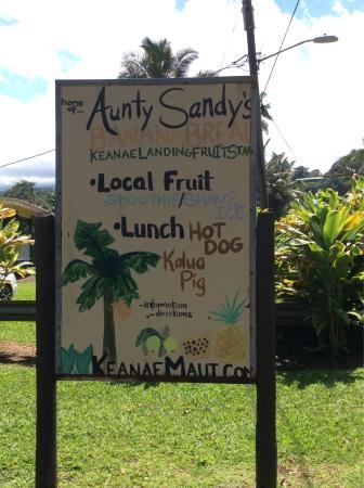 Aunty Sandy's
