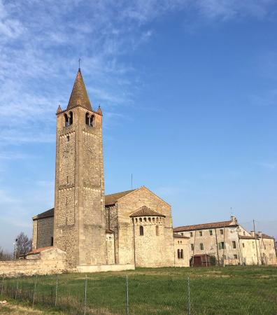 Due Carrare, Италия: Abbazia S. Stefano