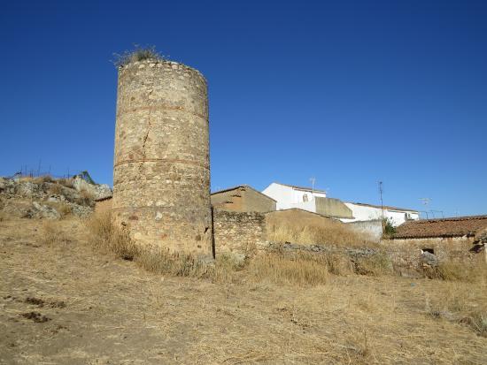 Puebla de Alcocer, España: Restos de Muralla